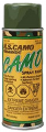 HUNTERS SPECIALTIES INC *12oz Olive Drab Camo Spray Paint