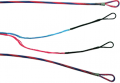 FIRST STRING PRODUCTS LLC First Draw Genesis String/Cable Set Light Blue/Pink