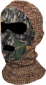 RELIABLE OF MILWAUKEE Youth Knit/Fleece Mask Adv. Gre y