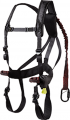 FREEREIN LLC G-Tack Air Youth Harness Black
