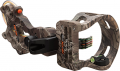 TRUGLO INC Accu Strike XS 5 Pin .019 Sight w/Light Xtra Camo