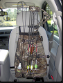 TROPHY HUNTING PRODUCTS INC Backseat Bow Sling Mossy Oak Infinity Camo