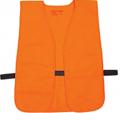 """ALLEN CO INC Allen Orange Big Man Vest 60"""""""