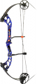 """PRECISION SHOOTING EQUIP 16 Stinger X Right Hand 29"""" 70# Blue Skullworks Camo"""