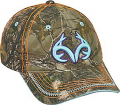 OUTDOOR CAP COMPANY INC Ladies Realtree Xtra Antlers Logo Hat