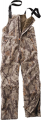 NATURAL GEAR Fleece Windproof Bibs Natural Camo Medium