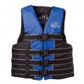 Adult Nyl Water Spt Vest Blu S/M