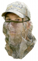 NATURAL GEAR Head Net Natural Camo