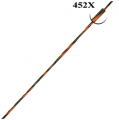 FIRST STRING PRODUCTS LLC Pro Hunter Split Yoke 452X Cable 43""