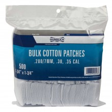 270-35 Cal 1.75In 500Pk Cotton Clng Ptch
