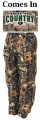 FROGG TOGGS Pro Action Rain Pant Mossy Oak Country Medium