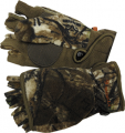 MANZELLA PRODUCTIONS INC Womens Bowhunter Convertible Glove Realtree Xtra Camo Large