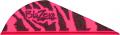 "BOHNING CO LTD Blazer Vanes 2"" Pink Tiger"