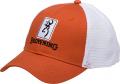BROWNING Browning Dry Creek Cap Rust Color w/Buckmark & Logo
