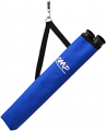 OCTOBER MOUNTAIN PRODUCTS Adventure 2 Tube Hip Quiver Blue Right/Left Hand