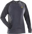 ROBINSON OUTDOOR PRODUCTS Super Skin Shirt Black/Grey Medium