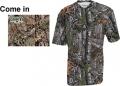 WALLS INDUSTRIES INC Short Sleeve Pocket Tshirt Mossy Oak Country 2Xlarge