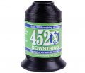 BCY INC 452X Bowstring Material Black 1/4#