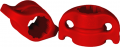 """AMS BOWFISHING AMS 5/16"""" Safety Slide Red"""