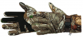 MANZELLA PRODUCTIONS INC Womens Tracker Waterproof Glove Realtree Xtra Camo Small