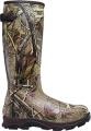 LA CROSSE FOOTWEAR INC 4X Burly Boot Realtree All Purpose 1200gr Size 10