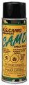 HUNTERS SPECIALTIES INC *12oz Flat Black Camo Spray Paint