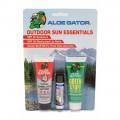 Aloe Gator Outdoor Combo Pk Gel/Balm/Alo