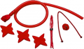 TRUGLO INC Bow Accessory Kit Red