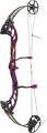 "PRECISION SHOOTING EQUIP 17 Stinger X Stiletto Purple Rain Right Hand 29"" 40#"