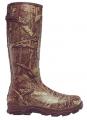 LA CROSSE FOOTWEAR INC 4X Burly Boot Realtree All Purpose 1200gr Size 13