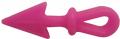 OUTDOOR PROSTAFF LLC Outdoor Arrow Head String Pink Silencer