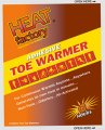 HEAT FACTORY USA INC Hothands Toe Warmers