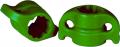 "AMS BOWFISHING AMS 5/16"" Safety Slide Green"