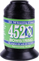 BCY INC 452X Bowstring Material Black 1/8# Spool