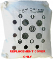 THIRD HAND INC 32x34 Poly Target Bag Cover