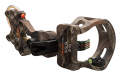 TRUGLO INC Accu Strike XS 5 Pin .019 Sight w/Light Lost Camo