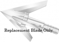 QAD INC Exodus Replacement Crossbow Swept Blade 100gr