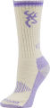 SIGNATURE PRODUCTS GROUP Browning Redwood Womens Sock Moonbeam