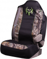 SIGNATURE PRODUCTS GROUP Bone Collector Universal Seat Cover Realtree All Purpose