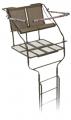 MILLENNIUM OUTDOORS LLC *DS* Double Ladder 18' 2 Boxes