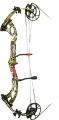 """PRECISION SHOOTING EQUIP 16 Brute Force Right Hand 29"""" 50# Mossy Oak Country Camo"""