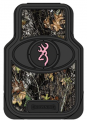 SIGNATURE PRODUCTS GROUP Browning Breakup/Pink Floor Mats