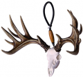 SIGNATURE PRODUCTS GROUP Big Rack Whitetail Skull Shedz Figurine