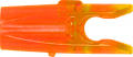 EASTON TECHNICAL PRODUCTS 4mm Nock Large Groove Orange Recurve