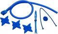 TRUGLO INC Bow Accessory Kit Blue