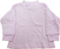 BONNIE & CHILDRENS SPORTSWEAR Girls Long Sleeve Pink Thermal 12 Months
