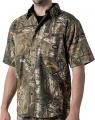WALLS INDUSTRIES INC Cape Back Short Sleeve Shirt Realtree Xtra Camo Medium