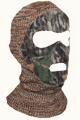 RELIABLE OF MILWAUKEE Polar Fleece Face Mask Adventure Gray