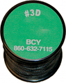 BCY INC #3D Serving .016 Black