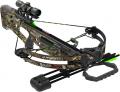 BARNETT OUTDOORS LLC 16 Quad Edge S Camo Crossbow Package w/4x32 Scope